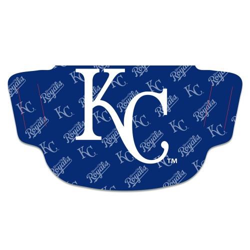Kansas City Royals Face Mask Fan Gear Special Order