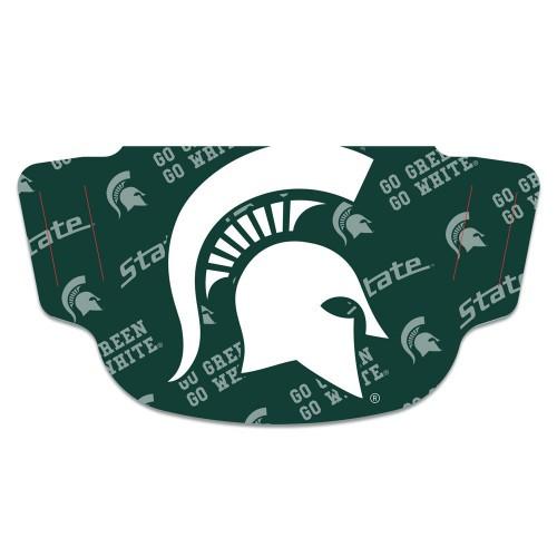 Michigan State Spartans Face Mask Fan Gear