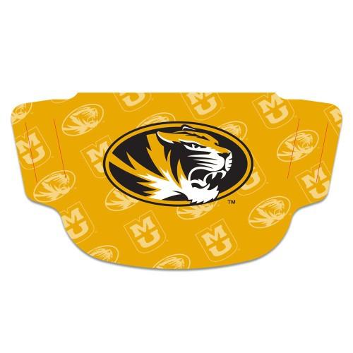 Missouri Tigers Face Mask Fan Gear Special Order
