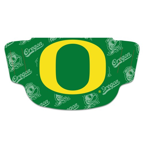 Oregon Ducks Face Mask Fan Gear