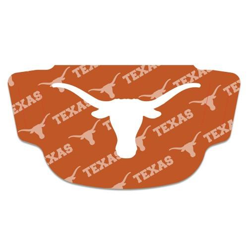 Texas Longhorns Face Mask Fan Gear