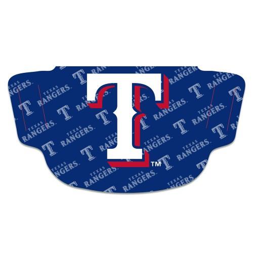 Texas Rangers Face Mask Fan Gear Special Order