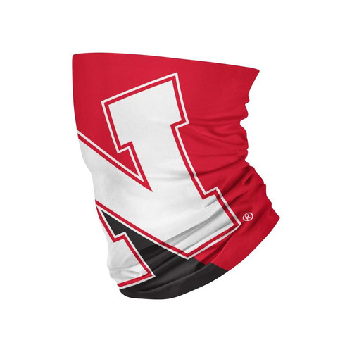 Nebraska Cornhuskers Face Mask Gaiter Big Logo