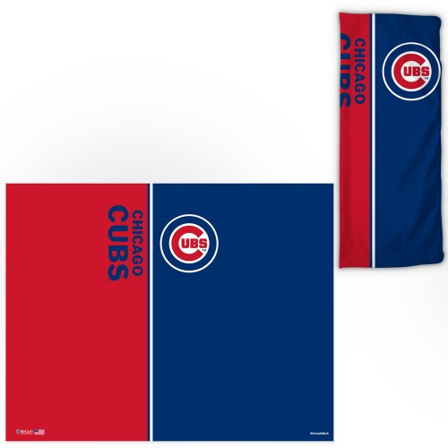 Chicago Cubs Fan Wrap Face Covering