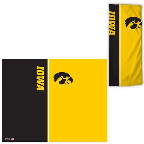 Iowa Hawkeyes Fan Wrap Face Covering