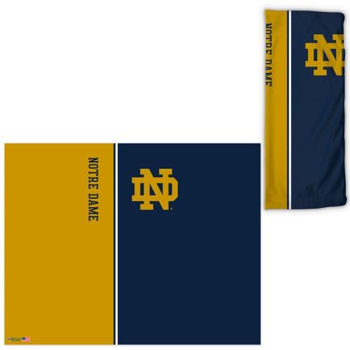 Notre Dame Fighting Irish Fan Wrap Face Covering