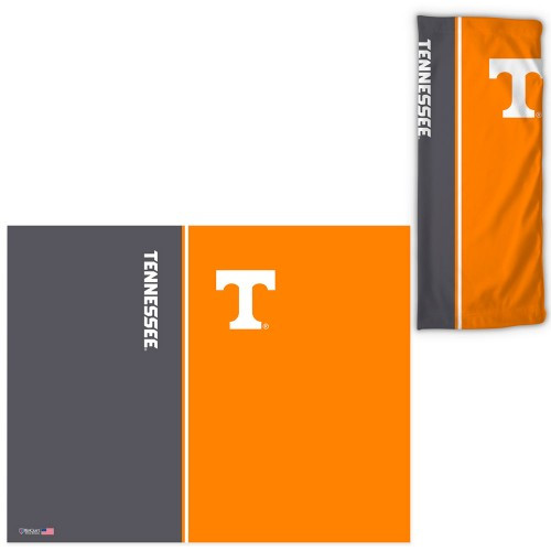 Tennessee Volunteers Fan Wrap Face Covering