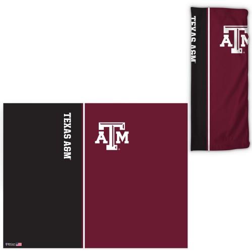 Texas A&M Aggies Fan Wrap Face Covering