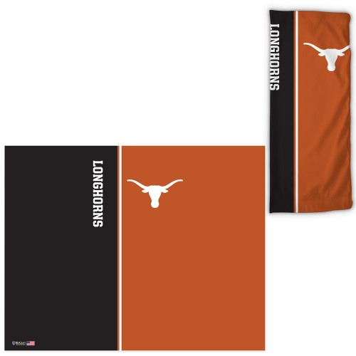 Texas Longhorns Fan Wrap Face Covering