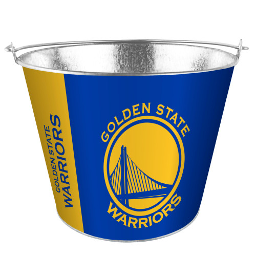 Golden State Warriors Bucket 5 Quart Hype Design