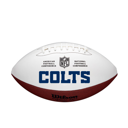 Indianapolis Colts Football Full Size Autographable