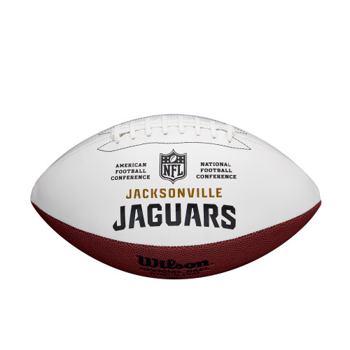 Jacksonville Jaguars Football Full Size Autographable