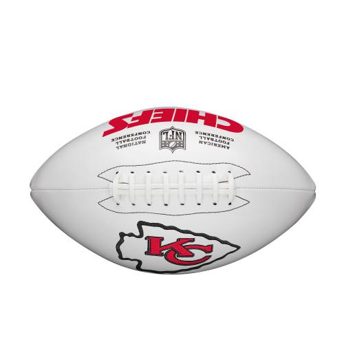 Kansas City Chiefs Football Full Size Autographable