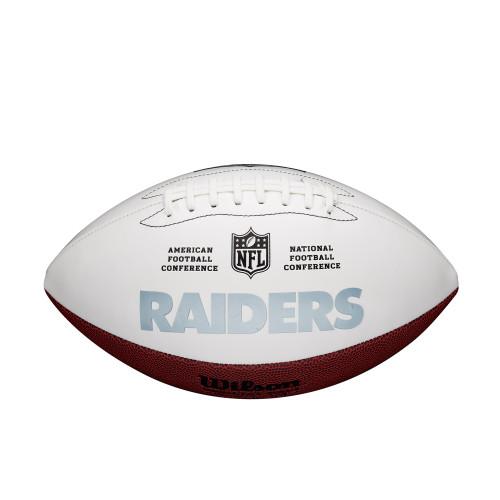 Las Vegas Raiders Football Full Size Autographable