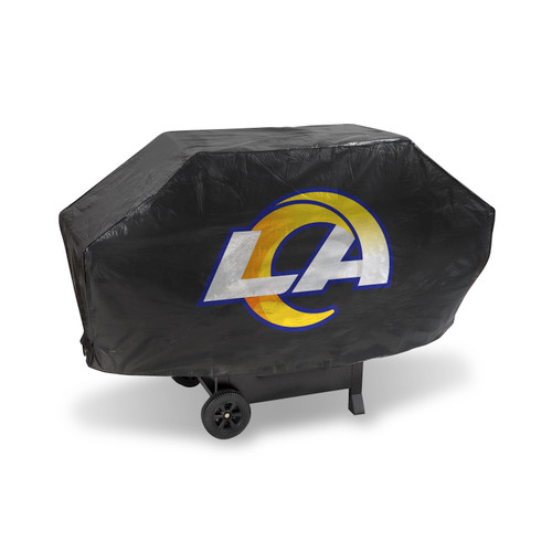 Los Angeles Rams Grill Cover Deluxe Alternate