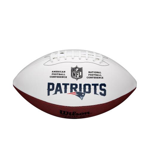 New England Patriots Football Full Size Autographable