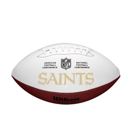 New Orleans Saints Football Full Size Autographable