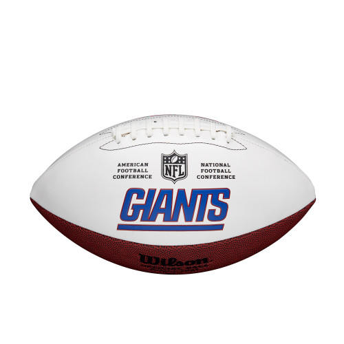 New York Giants Football Full Size Autographable