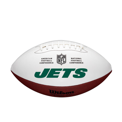 New York Jets Football Full Size Autographable