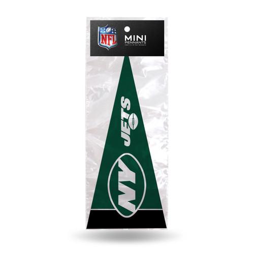 New York Jets Pennant Set Mini 8 Piece Alternate