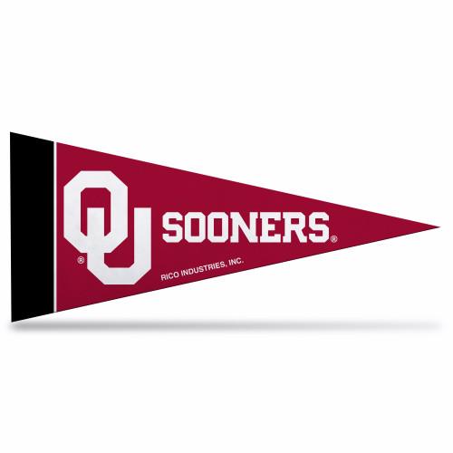 Oklahoma Sooners Pennant Set Mini 8 Piece Alternate