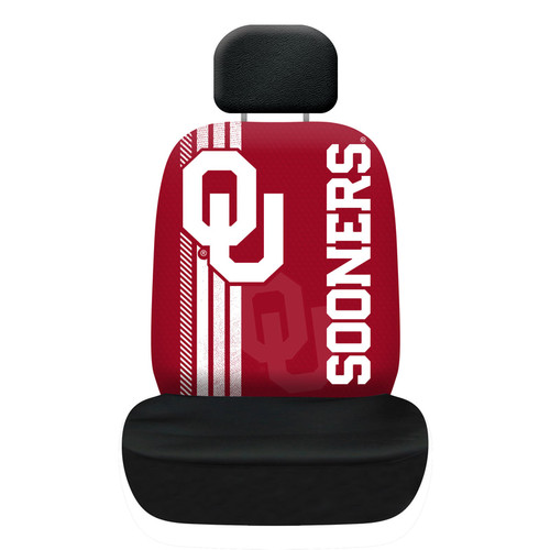 Oklahoma Sooners Seat Cover Rally Design