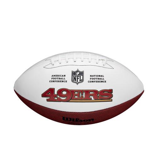 San Francisco 49ers Football Full Size Autographable