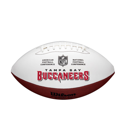 Tampa Bay Buccaneers Football Full Size Autographable