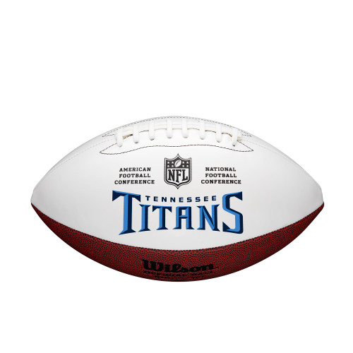 Tennessee Titans Football Full Size Autographable