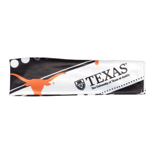 Texas Longhorns Headband Stretch Patterned