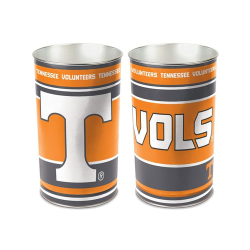 Tennessee Volunteers Wastebasket 15 Inch