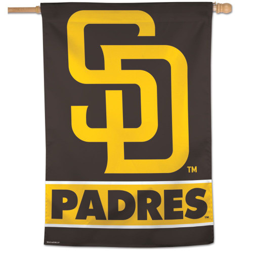San Diego Padres Banner 28x40