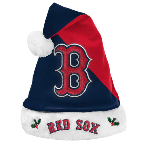 Boston Red Sox Santa Hat Basic 2020