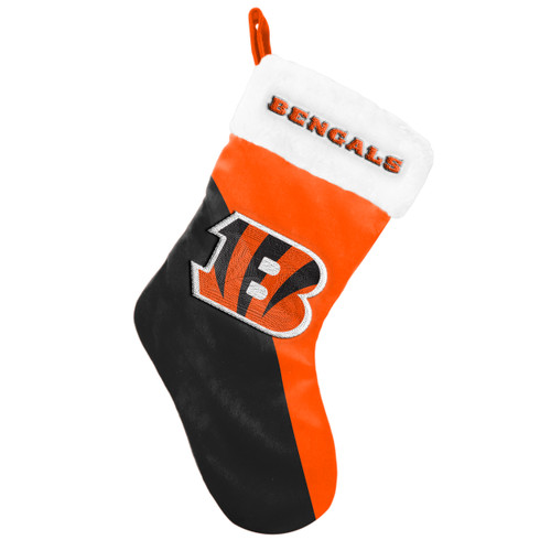 Cincinnati Bengals Holiday Stocking Basic 2020
