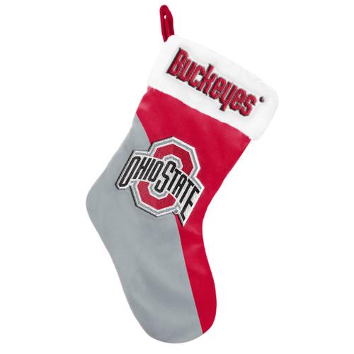Ohio State Buckeyes Holiday Stocking Basic 2020