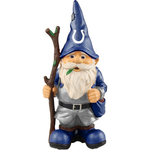 Indianapolis Colts Gnome Holding Stick