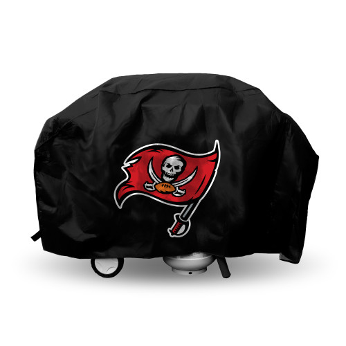 Tampa Bay Buccaneers Grill Cover Economy Black
