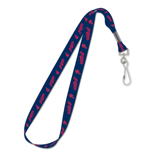 Cleveland Indians Lanyard 3/4 Inch
