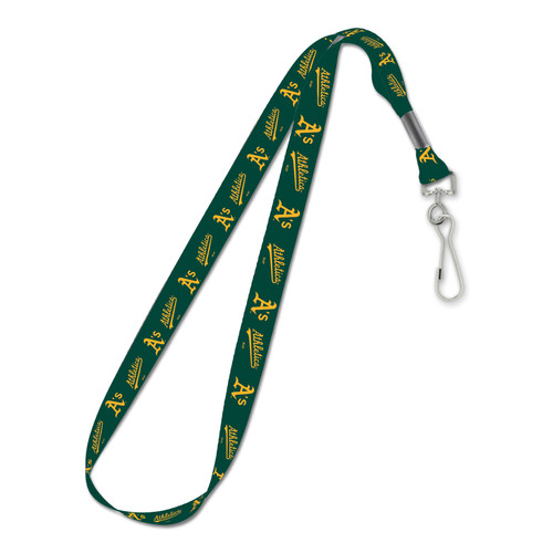 Oakland Athletics Lanyard 3/4 Inch