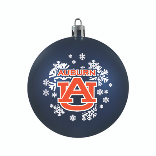 Auburn Tigers Ornament Shatterproof Ball Special Order