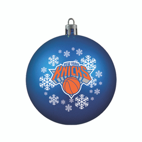 New York Knicks Ornament Shatterproof Ball Special Order