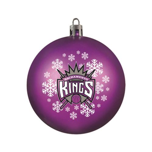 Sacramento Kings Ornament Shatterproof Ball Special Order