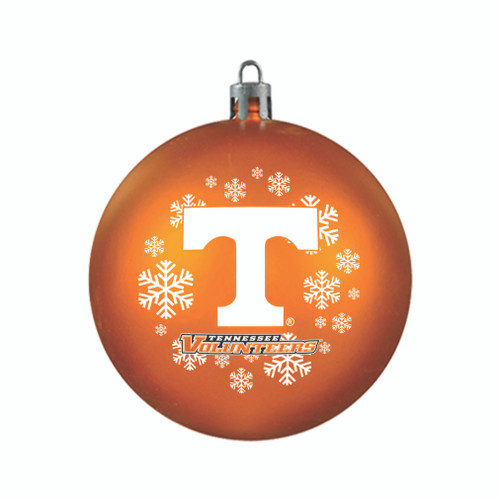Tennessee Volunteers Ornament Shatterproof Ball Special Order