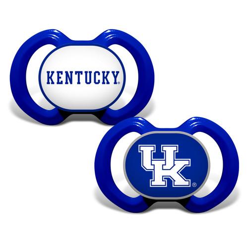 Kentucky Wildcats Pacifier 2 Pack Alternate