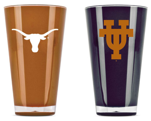 Texas Longhorns Tumblers Set of Two 20oz