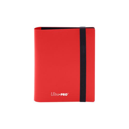2 Pocket PRO Binder Eclipse Apple Red Special Order