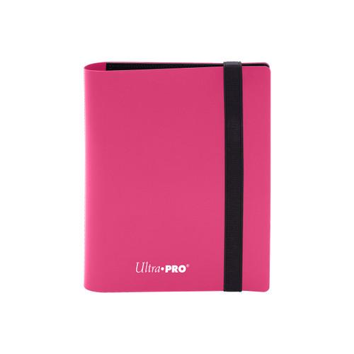2 Pocket PRO Binder Eclipse Hot Pink Special Order