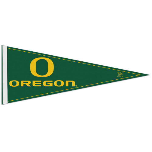 Oregon Ducks Pennant 12x30 Classic Style Special Order