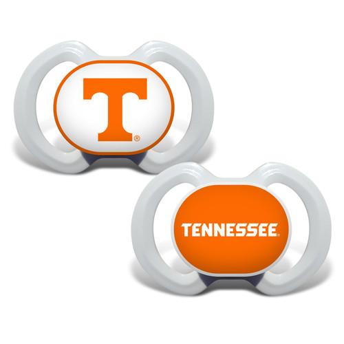 Tennessee Volunteers Pacifier 2 Pack Alternate