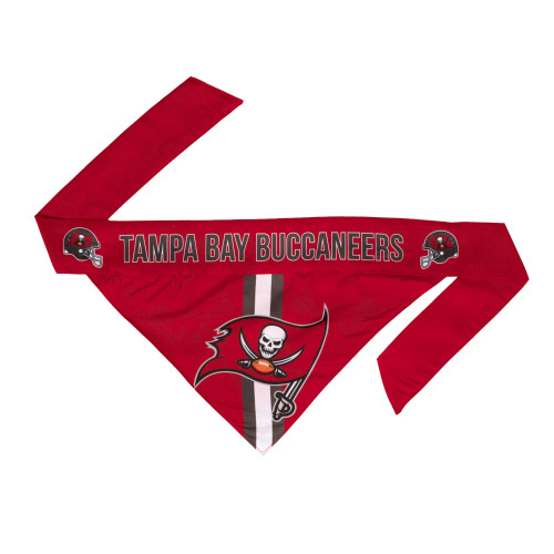Tampa Bay Buccaneers Pet Bandanna Size XS Alternate